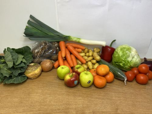Essential Fresh Fruit & Veg